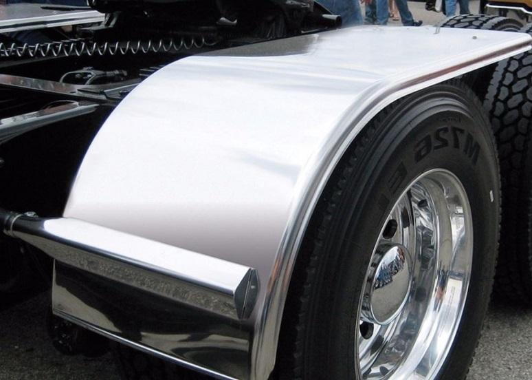 chrome-truck-fenders